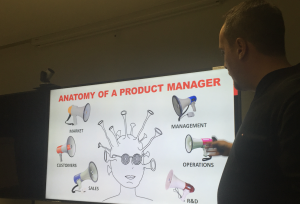 anatomy of a product manager